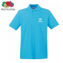 Polo Premium 180 g/m² Fruit of the Loom personnalisé