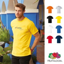 T-shirt publicitaire homme 190 g/m² Fruit of the Loom