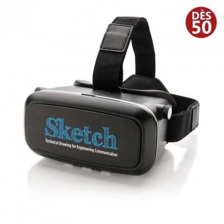 lunettes réalité virtuelle 3D personnalisées