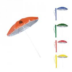 Parasol de plage publicitaire