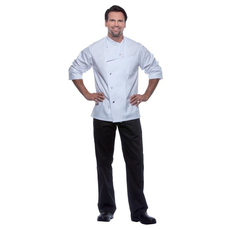 veste cuisine personnalis e veste de cuisine homme professionnel. Black Bedroom Furniture Sets. Home Design Ideas