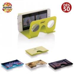 Mini-lunettes de réalité virtuelle personnalisées