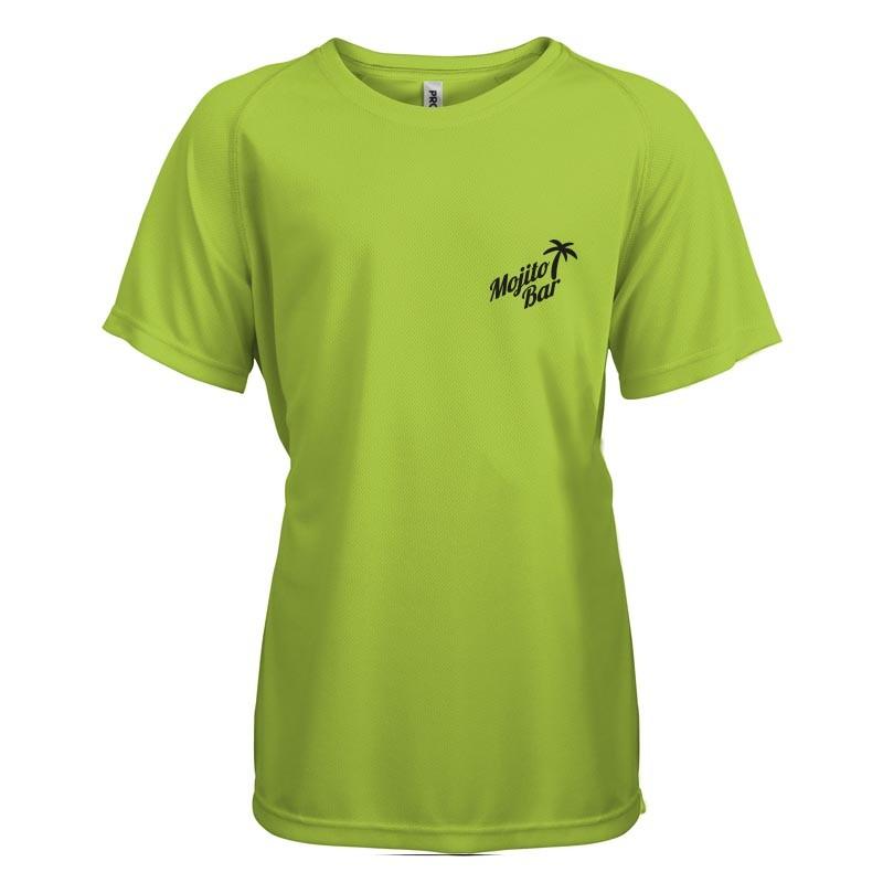 nouveaux styles 9f6f0 3ea0e T-shirt personnalisée de sport - T-shirt publicitaire enfant sport