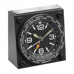 Horloge mondiale publicitaire de bureau