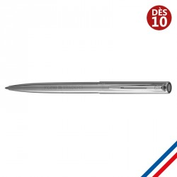 Stylo personnalisé twist Waterman 'Graduate Chrome'