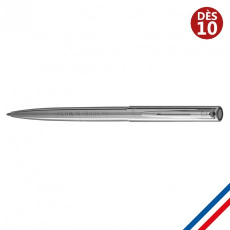 Stylo à bille twist Waterman 'Graduate Chrome'