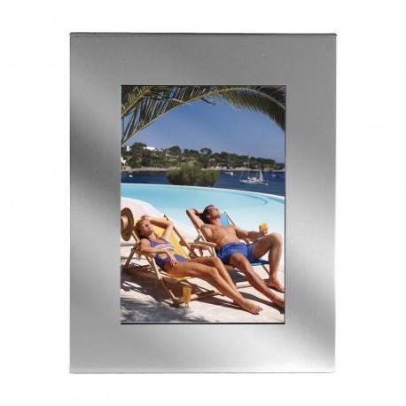 Cadre photo publicitaire en aluminium
