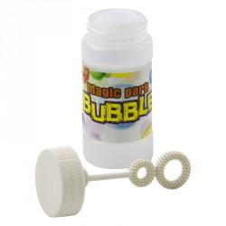 Flacon de savon à bulle publicitaire 55 mL