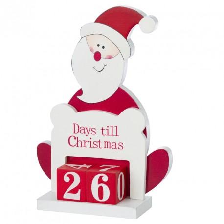 Calendrier de Noël publicitaire