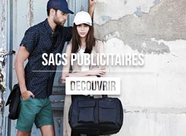 sac personnalisable shopping sport
